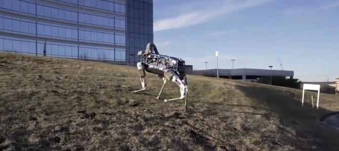 Der neue Roboter-Hund!