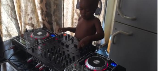 Jüngste DJ aus Südafrika – aber seht selbst…