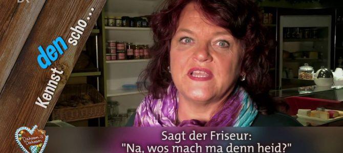 """Lieblingswitz von Landfrau Gundi: Lachen mit den Schauspielern aus """"Dahoam is Dahoam"""""""